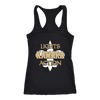 Lights, Kamara, Action Racerback Tank