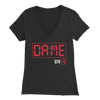 DAME time Women's V-Neck