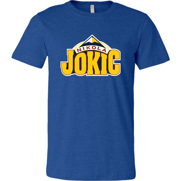 Nikola Jokic New Color Logo T-Shirt