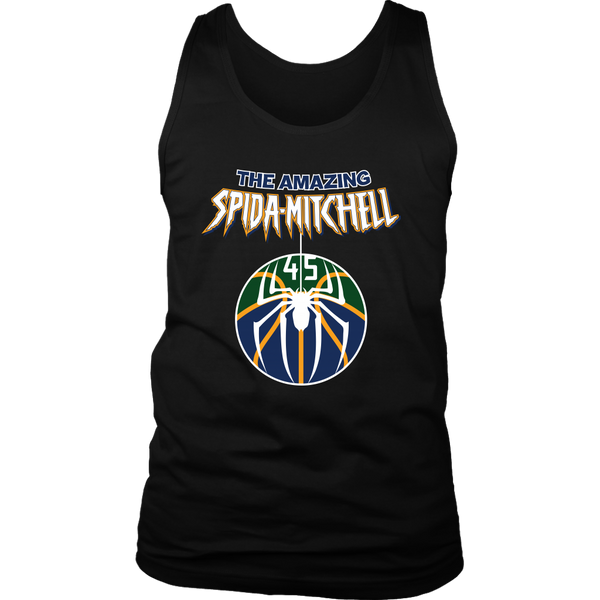 The Amazing Spida-Mitchell Tank
