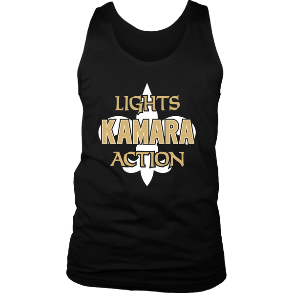 Lights, Kamara, Action Tank