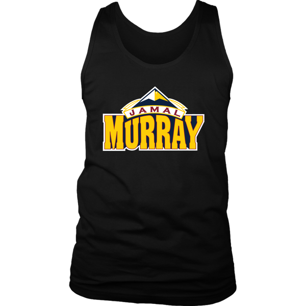 Jamal Murray New Color Logo Tank