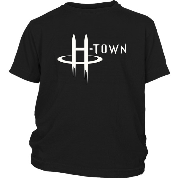 H-Town Logo Style Youth T-Shirt