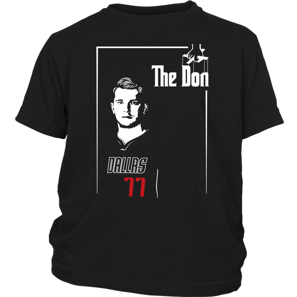 "Luka ""The Don"" Doncic Youth T-Shirt"