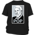 Coach Popovich Silver 'Pop' Youth T-Shirt