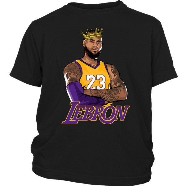 Lebron Logo Youth T-Shirt