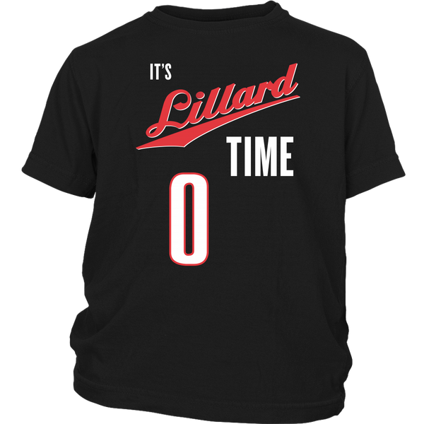 It's Lillard Time Youth T-Shirt