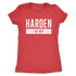 Beto Style Harden For MVP Women's Triblend T-Shirt