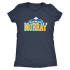 Jamal Murray Logo Women's Triblend T-Shirt