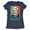 Coach Popovich 'Pop' Women's Triblend T-Shirt