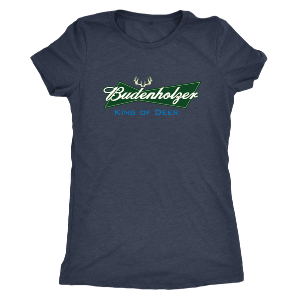 Budenholzer - King Of Deer Women's Triblend T-Shirt