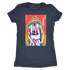 Tim Duncan Pop Art Women's Triblend T-Shirt
