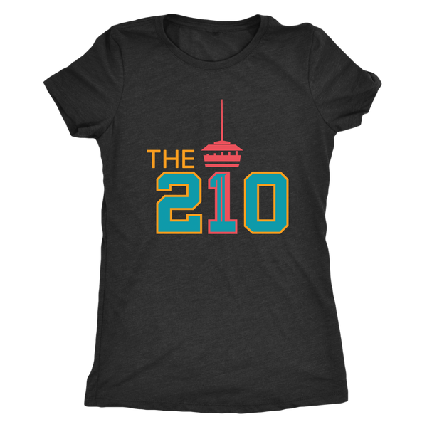 The 210 Fiesta Women's Triblend T-Shirt