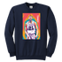 Tim Duncan Pop Art Youth Sweatshirt