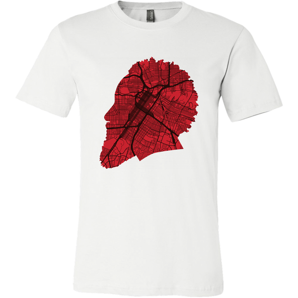 Harden Houston Map Silhouette T-Shirt