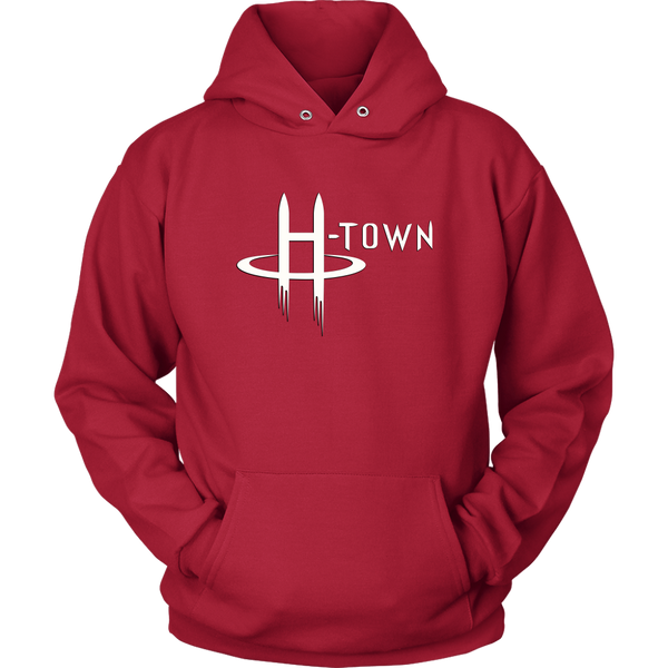 H-Town Logo Style Hoodie