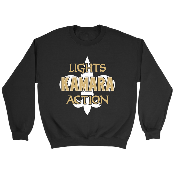 Lights, Kamara, Action Sweatshirt