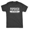 Beto Style Popovich For President Triblend T-Shirt