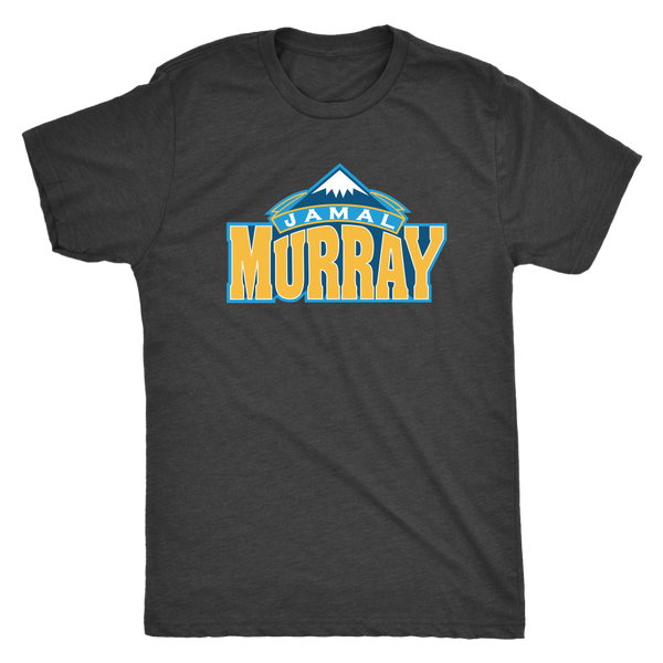 Jamal Murray Logo Triblend T-Shirt