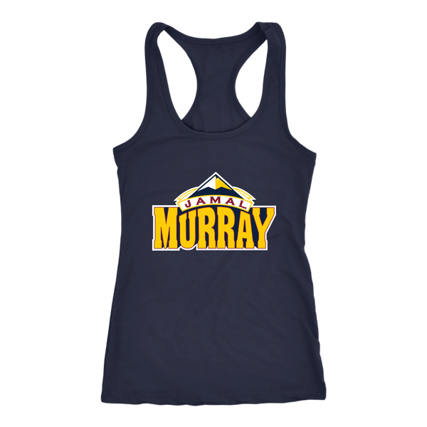 Jamal Murray New Color Logo Racerback Tank