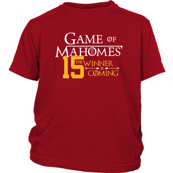Game of Mahomes Youth T-Shirt