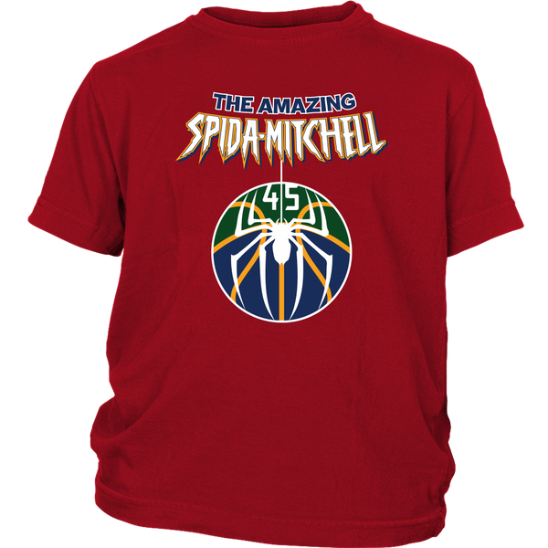 The Amazing Spida-Mitchell Youth T-Shirt