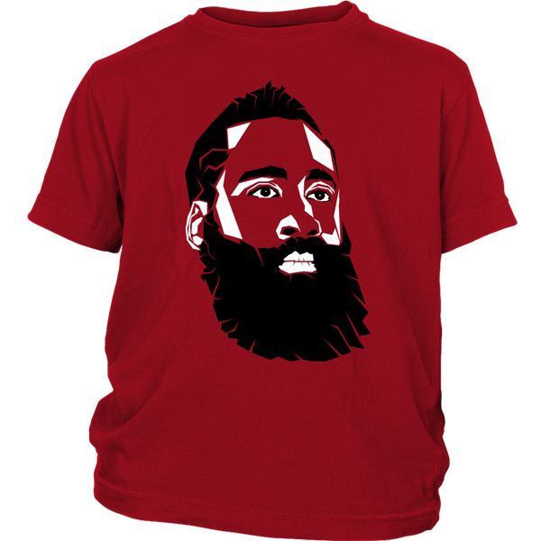 James Harden Face Pop Art - Youth