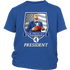 Dak Prescott 4 President Youth T-Shirt