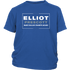 Elliot-Prescott Make Dallas Champs Again Youth T-Shirt