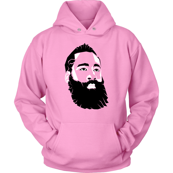 James Harden Face Pop Art Hoodie