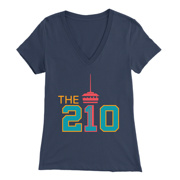 The 210 Fiesta Women's V-Neck