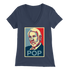 Coach Popovich 'Pop' Women's V-Neck