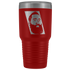 James Harden Pop Art Face Tumbler