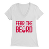 Harden Fear The Beard Women's V-Neck