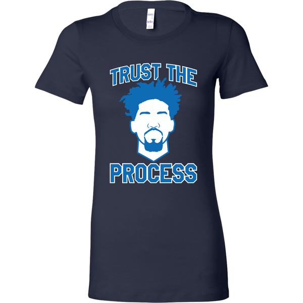 Embiid Trust The Process Women's T-Shirt