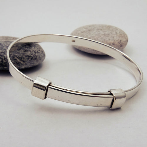 Adjustable Slide Bangle