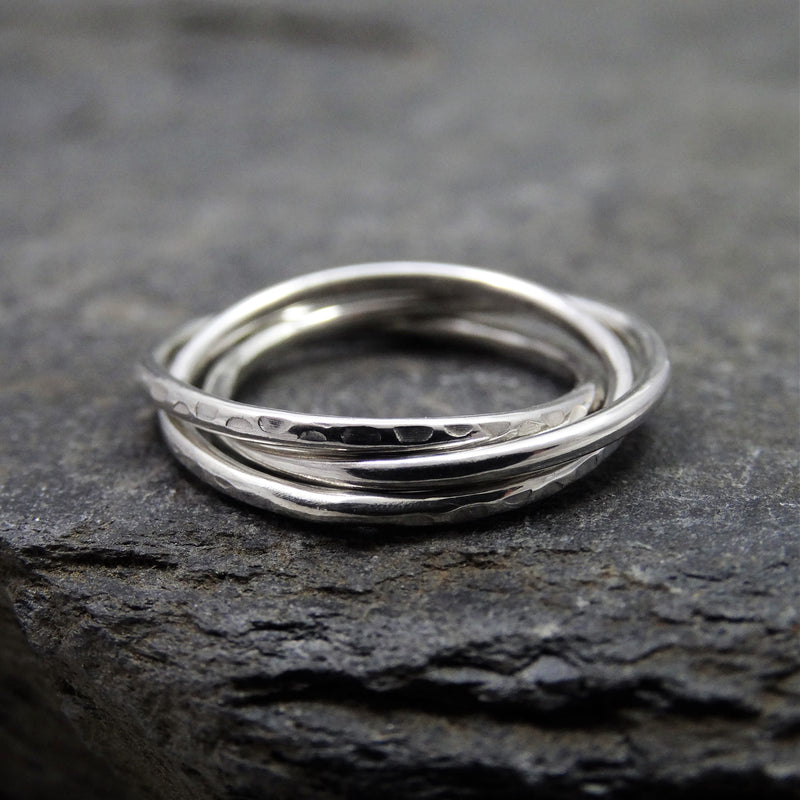 Russian Band Style Ring