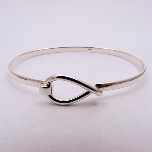 Smaller Teardrop Bangle