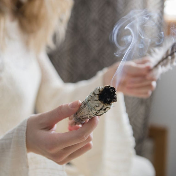 Burning White Sage Kills 94% of Airborne Bacteria, research shows. ...