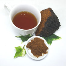 Load image into Gallery viewer, Wild Birch Fungus Chaga Powder 100% Natural Premium Grade