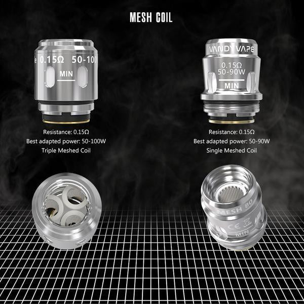 Vapor King Vape Shop Coils