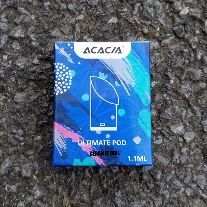 Acacia Q-WATCH Ultimate Pod - Sold Individually - Vapor King