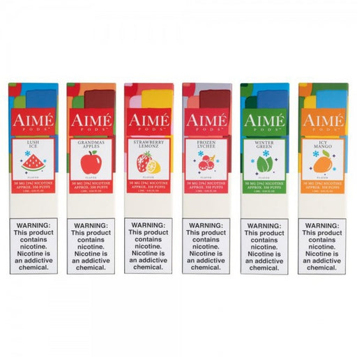 Aime Disposables 5% ( Singles) - WholesaleVapor.com