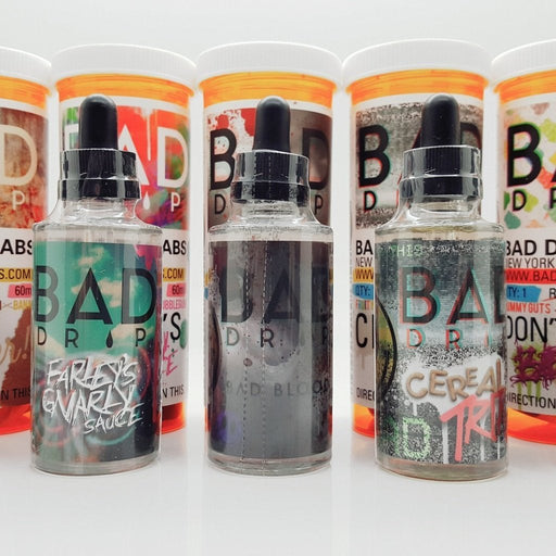 Bad Drip Labs - 60ml - WholesaleVapor.com