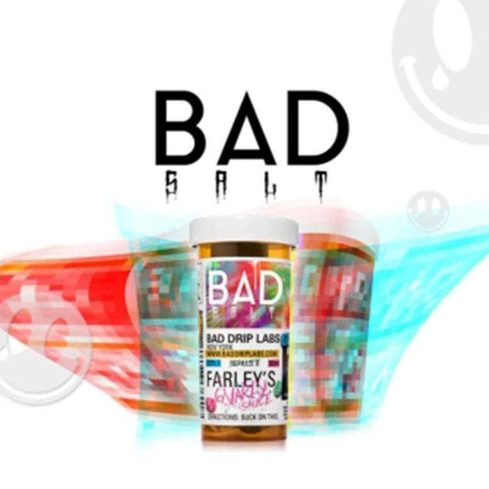 Bad Drip Labs - Nicotine Salt Blend - 30ml - WholesaleVapor.com