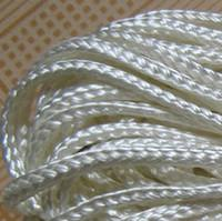 Braided Silica Wick (Like Ekowool) 2.5mm 15ft - Vapor King