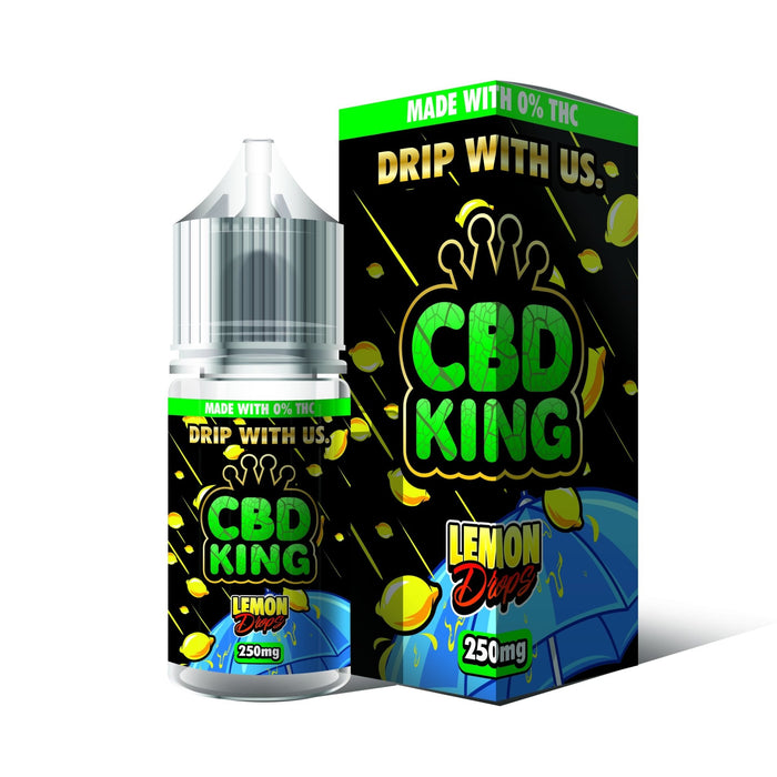 CBD King Eliquid 30ml - Clearance - WholesaleVapor.com