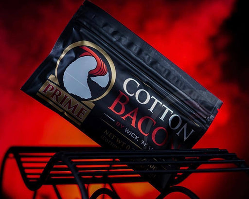 Cotton Bacon Prime by Wick N Vape 10 Pack - WholesaleVapor.com