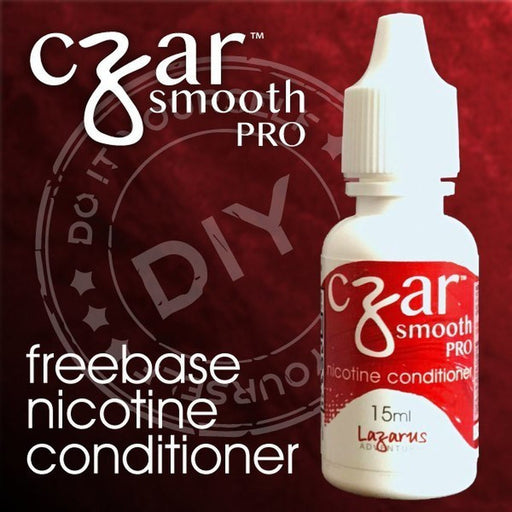 Czar Smooth Pro Nicotine Conditioner (Sold Individually) - WholesaleVapor.com