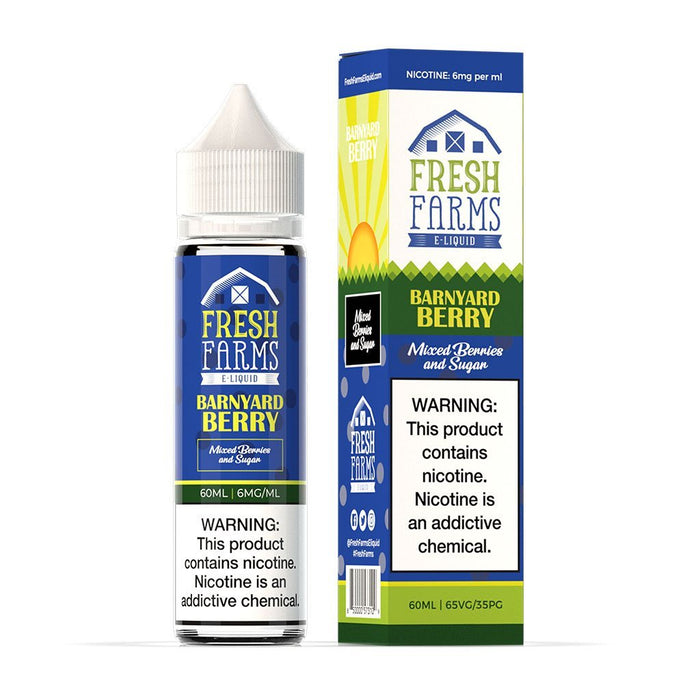 Fresh Farms Eliquid 60ml - WholesaleVapor.com ?id=15604858224693